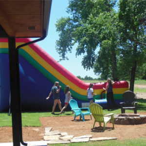 Picture of inflatable games for kids