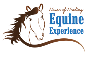 House of Healing equine experience logo